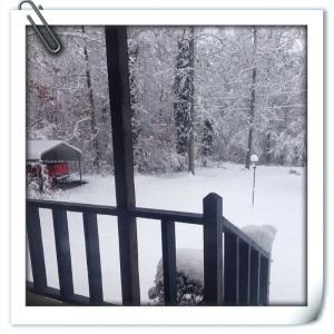 snow b